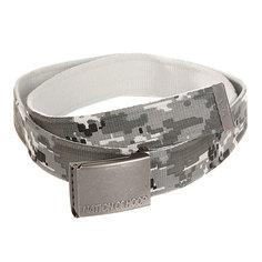 Ремень K1X Digi Camo Belt Grey/Camo