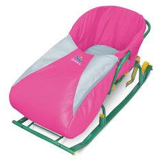 Сиденье с чехлом д/ног розовый СС3 Ника