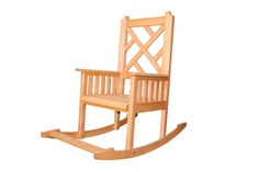 "Кресло-качалка ""Английский узор"" Sofa Swing"
