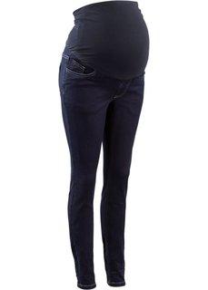 Мода для беременных: джинсы Skinny (черный) Bonprix