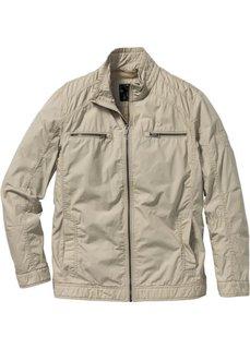 Легкая короткая куртка Regular Fit (темно-синий) Bonprix