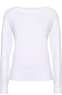Пуловер прямого кроя с круглым вырезом Denim&Supply by Ralph Lauren