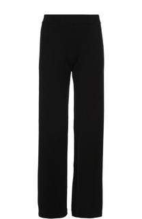Шерстяные брюки прямого кроя Escada Sport