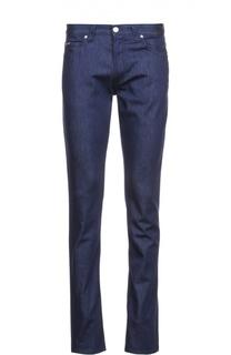 Прямые джинсы с логотипом бренда Armani Collezioni