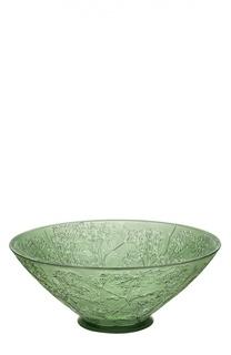 Ваза для фруктов Ombelles Lalique