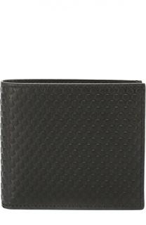 Кожаное портмоне с отделением для кредитных кард Z Zegna