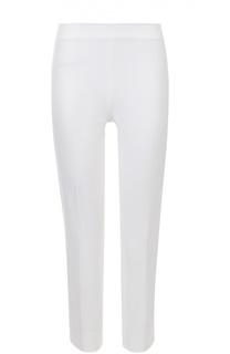 Укороченные брюки прямого кроя с завышенной талией Elie Tahari