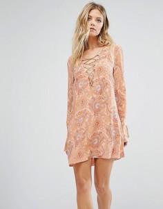 Свободное платье Majorelle - Мульти