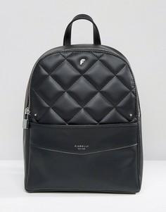 Стеганый рюкзак Fiorelli Trenton - Черный