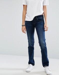 Прямые джинсы G-Star Midge - Синий