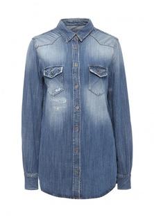 Рубашка джинсовая Pinko