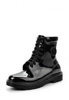 Резиновые ботинки Armani Jeans