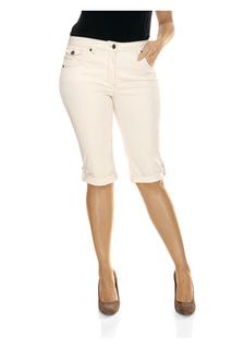 Моделирующие джинсы-капри Class International