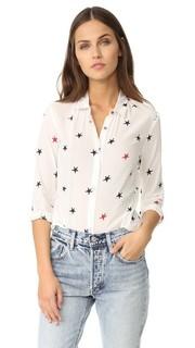 Блуза на пуговицах Star Scotch & Soda/Maison Scotch