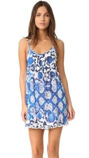 Платье с принтом Pom Pom Bindya