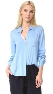 Блуза с Картер Diane von Furstenberg