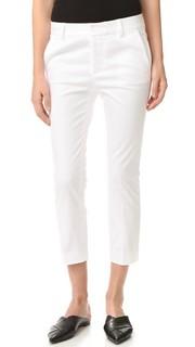 Модный Girl Укороченные брюки Dsquared2