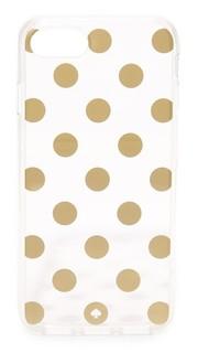 7 Чехол для iPhone Le Pavillion прозрачным Kate Spade New York