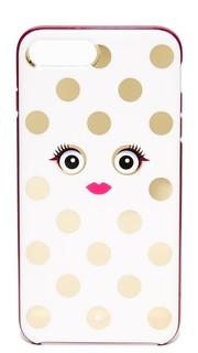 Оформлена Представьте себе горошек монстр для iPhone 7 И Kate Spade New York