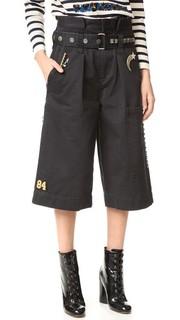 Длинная юбка-брюки Marc Jacobs