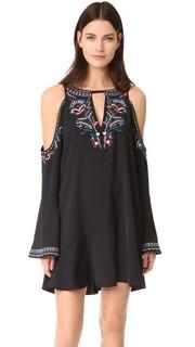 Платье с Addyson Parker
