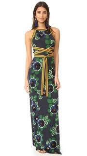 Вечернее платье с Kelso Tory Burch