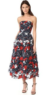 Вечернее платье с Amelie кружева Nicholas