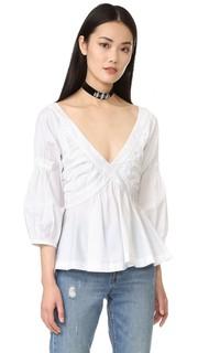 Блуза с Rachel Piamita