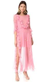 Платье с Эльвира Preen By Thornton Bregazzi