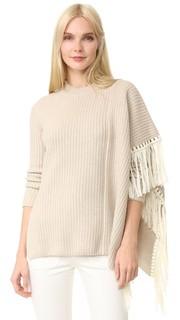 Объемный свитер с бахромой Edun