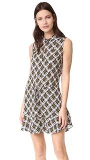 Платье с Колдер A.L.C.