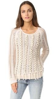 Ли Ажурный пуловер M.Patmos
