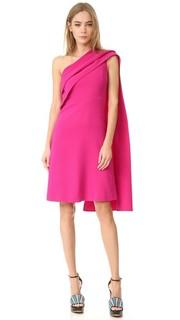 Платье с открытым плечом Narciso Rodriguez