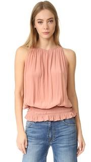 Блуза с без рукавов Lauren Ramy Brook