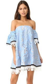 Известные лучше мини-платье Talulah