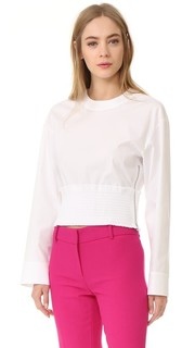Блуза с длинными рукавами Cedric Charlier