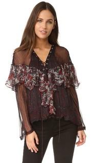 Блуза с Clarn IRO