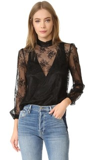 Блуза с Cedar Line & Dot