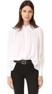 Блуза с Chloe Frame