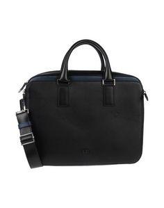 Деловые сумки Dior Homme