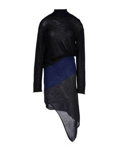 Платье длиной 3/4 YS Yohji Yamamoto