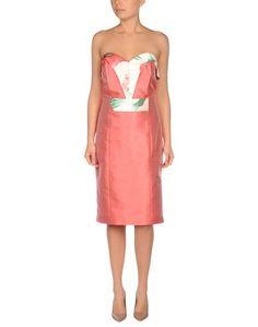 Короткое платье Thana