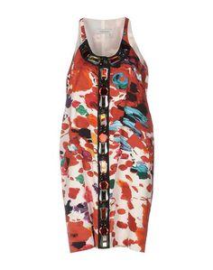 Платье до колена Yves Saint Laurent