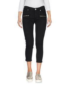 Джинсовые брюки-капри True Religion