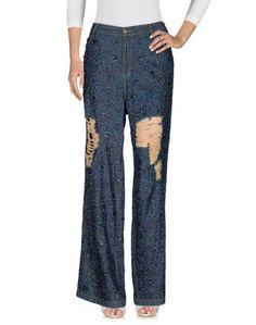 Джинсовые брюки Ashish