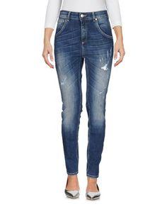 Джинсовые брюки Annarita N.