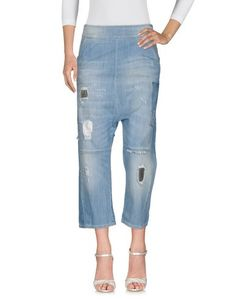 Джинсовые брюки Manila Grace Denim