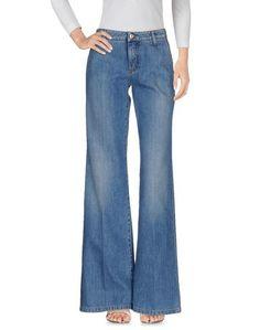 Джинсовые брюки Blumarine