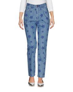 Джинсовые брюки Manoush