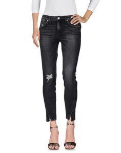 Джинсовые брюки AMO